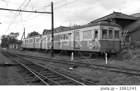 新潟交通電車線の写真素材 - PIX...