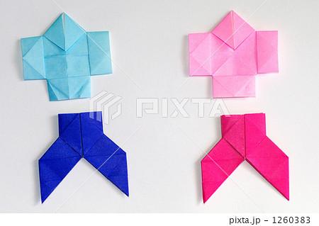 折り紙の 折り紙 やっこ : pixta.jp