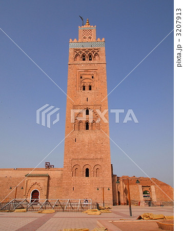 クトゥービヤ・モスクの写真素材...