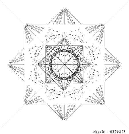 左右対称の像 左右対称のイラスト素材 Pixta