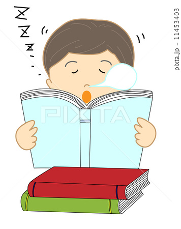 「本 読む 居眠り 画像」の画像検索結果