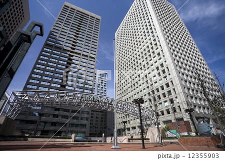 日比谷シティ 高層ビル オフィス...