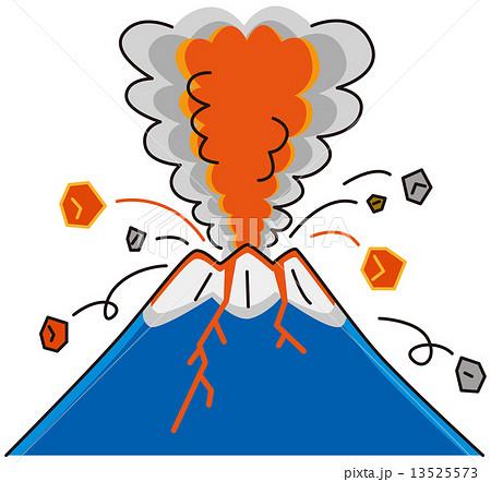 噴火 富士山 火山 対策のイラスト素材を検索中(2件中1件 , 2件を表示)