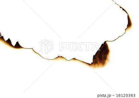 焦げ跡 壁紙 紙の写真素材 Pixta
