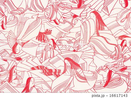 平安時代のイラスト素材 Pixta