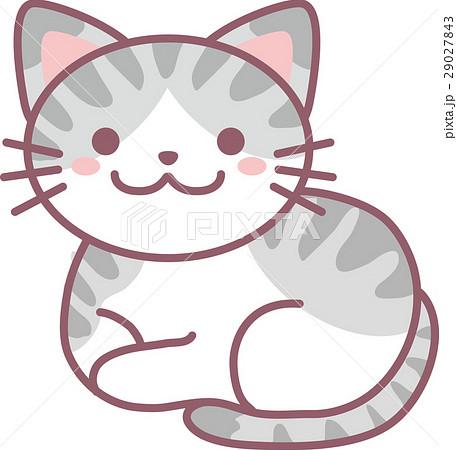 まんじゅう猫アメショブラウンタビー 猫画工房