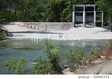 長野市 裾花川のダム