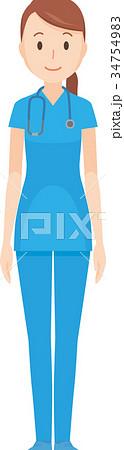 立っている 人の写真素材 Pixta