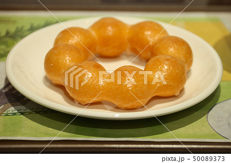ミスタードーナツの写真素材 Pixta