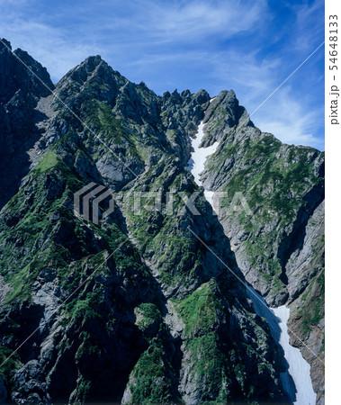 峻険な谷の写真素材 - PIXTA
