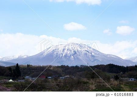 複式火山の写真素材 - PIXTA